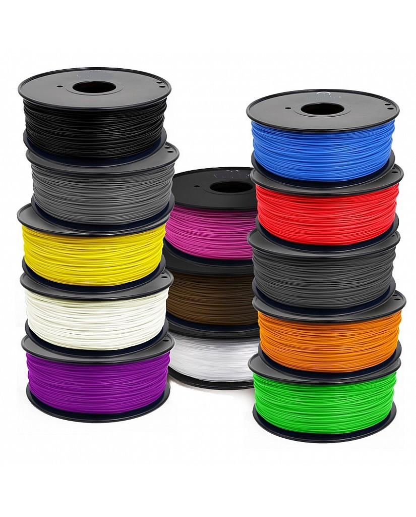 3D Printer Filament PLA - Free Shipping Worldwide