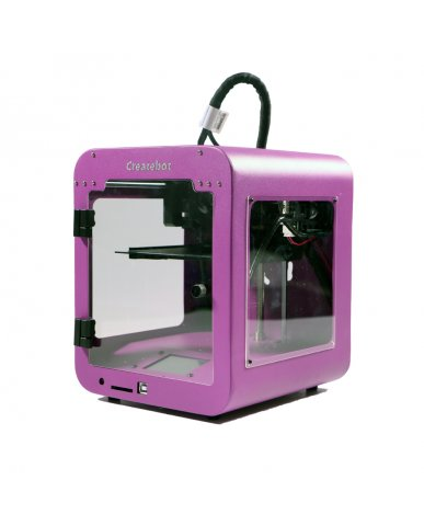 Createbot Super Mini - Light Weight Metal Frame 3D Printer
