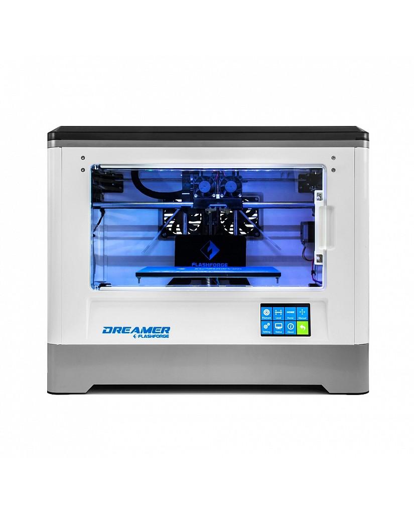 Flashforge Dreamer Dual Extruder 3D Printer