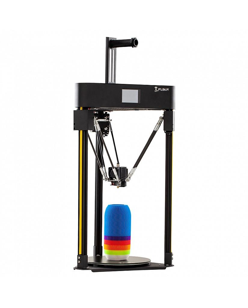 Flsun Q5 Auto Leveling Kossel Delta 3D Printer Kit