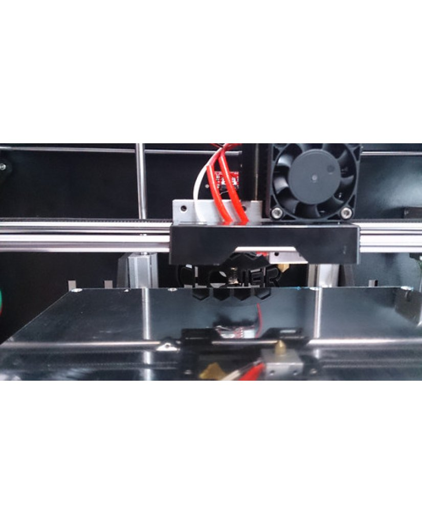 Folger Tech Cloner - Dual Extruder 3D Printer Kit