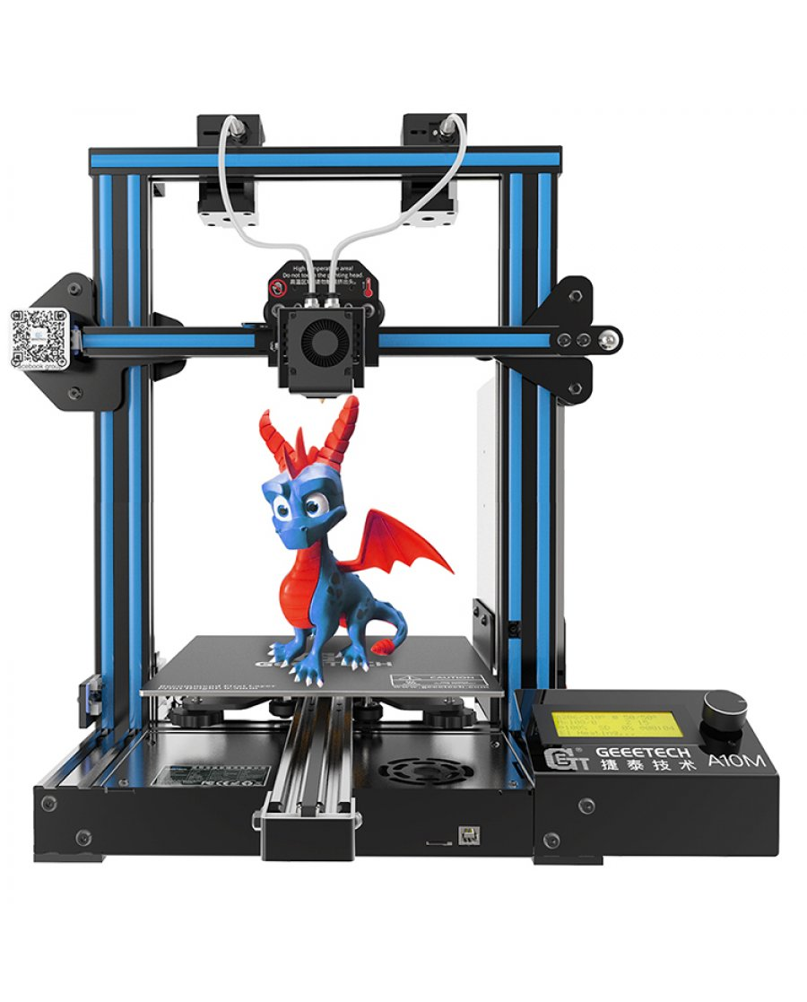 Geeetech A10M Mix Color 3D Printer Kit