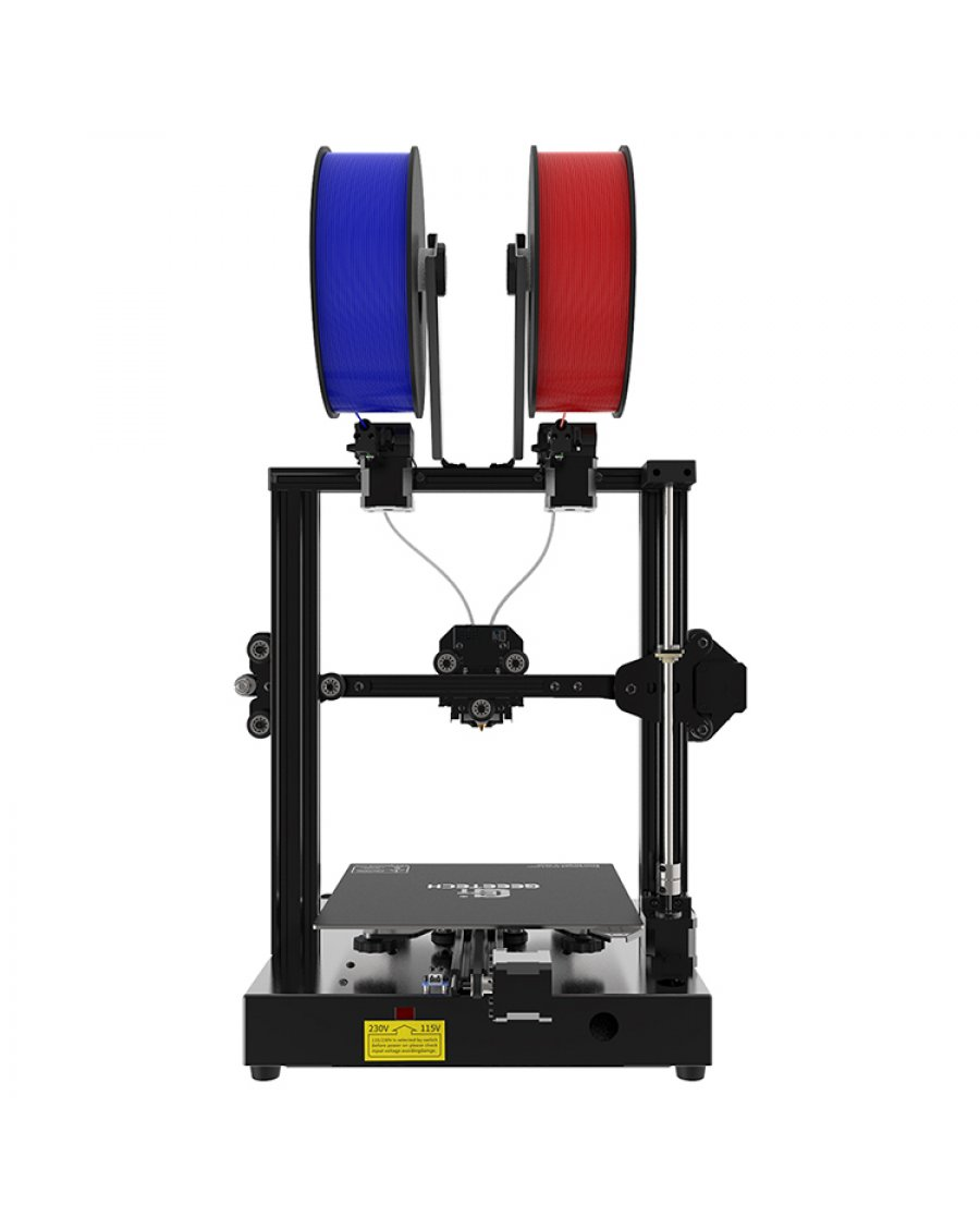 Geeetech A20M Mix Color 3D Printer Kit
