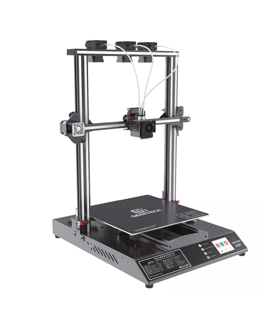 Geeetech A30T Mix Color Large 3D Printer Kit