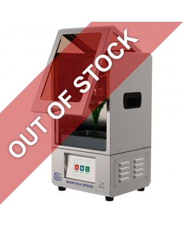 Geeetech DP200 SLA 405nm LCD Resin 3D Printer