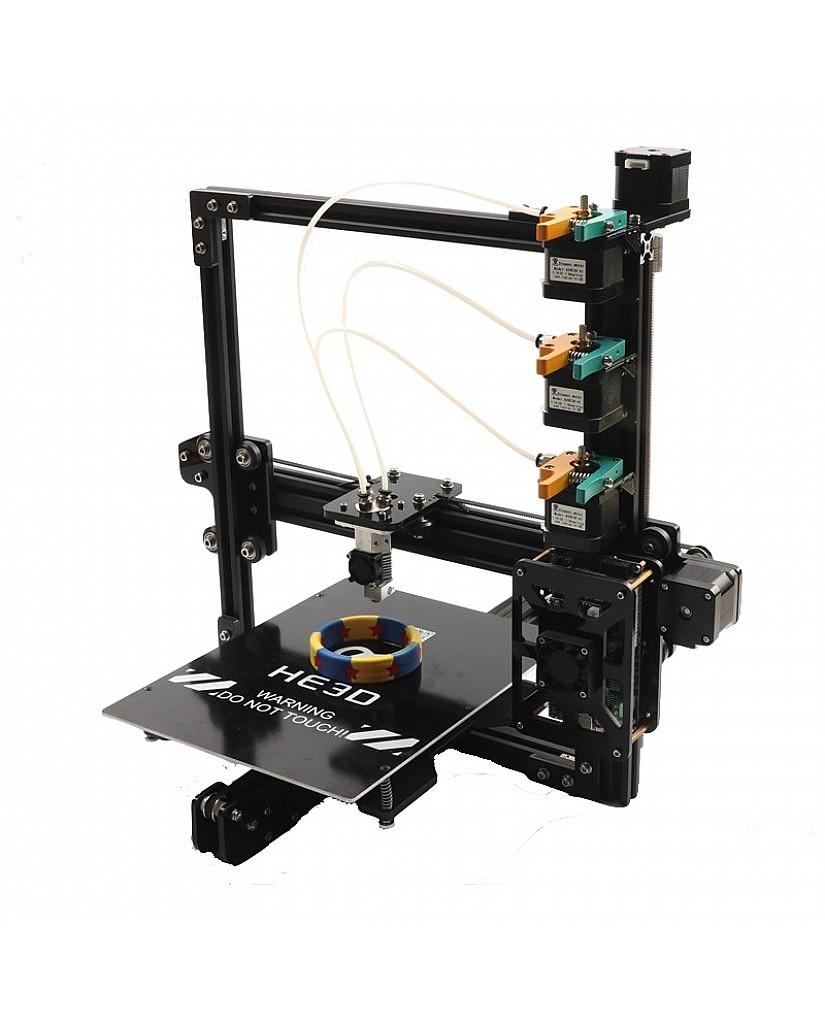 He3D Ei3 Triple Color 3D Printer Kit