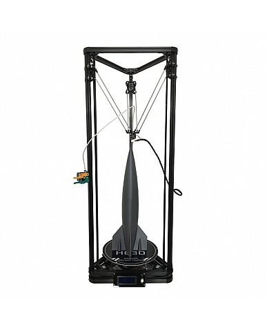 He3D K280 Mega Delta 3D Printer Kit
