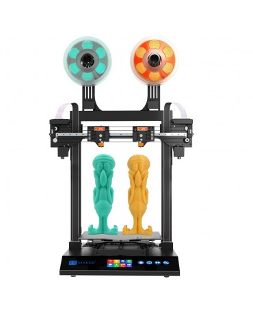 JGMaker Artist D Pro IDEX 3D Printer