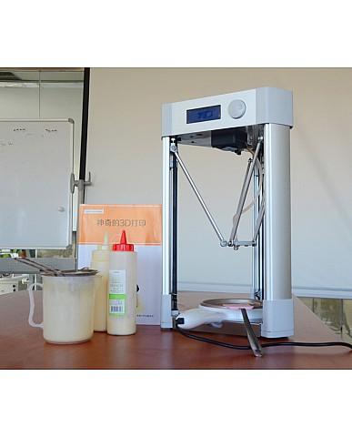 Mmuse - Delta Model Desktop Food 3D Printer