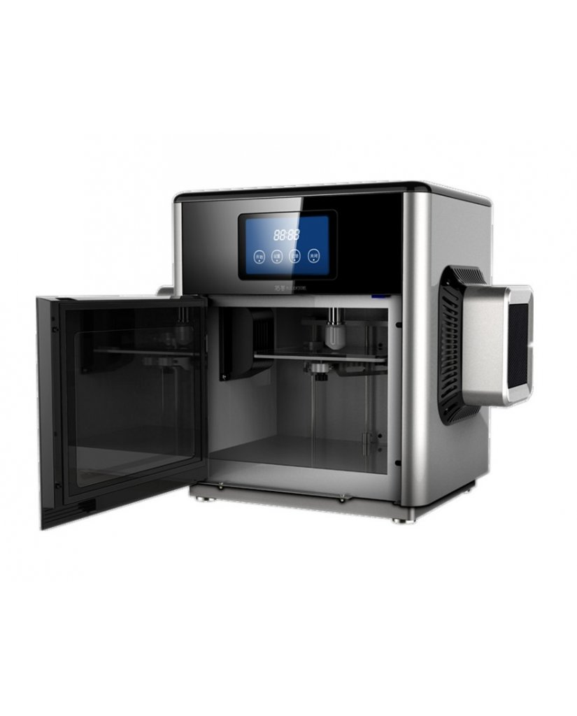 Mmuse - New Touchscreen Chocolate 3D Printer