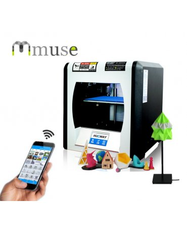 Mmuse - Touch Screen APP WIFI Smart 3D Printer
