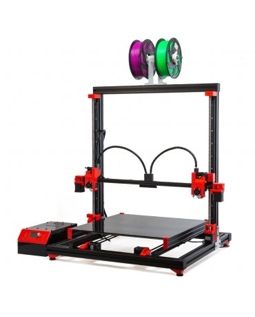 Multoo MT2X IDEX 3D Printer