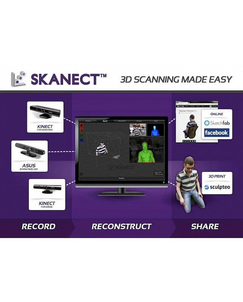 He3D - Portable 3D Scanner