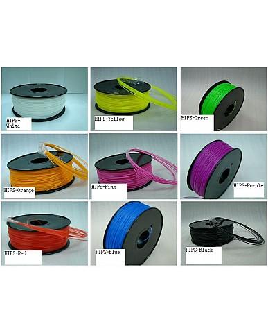 3D Printer Filaments HIPS - Free Shipping Worldwide