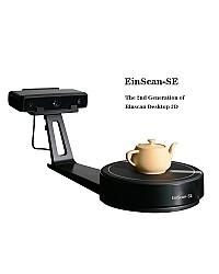 Einscan-SE White Light Desktop 3D Scanner