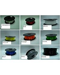 3D Printer Filaments Flexible PLA - Free Shipping Worldwide