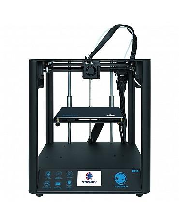 Tronxy D01 CoreXY Industrial Guide Rail 3D Printer Kit