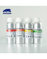 Wanhao UV 405nm Photopolymer Resin 1 Litre ( 1000 ml)