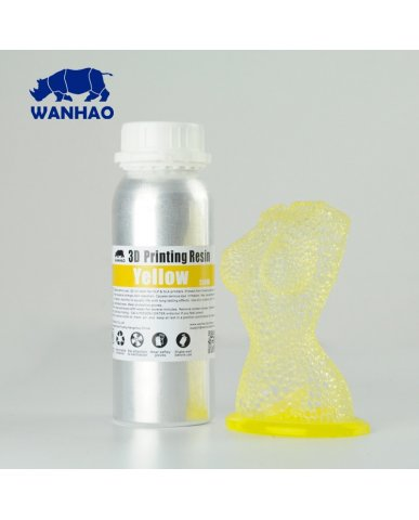 Wanhao UV 405nm Photopolymer Resin 1 Litre ( 1000 ml)