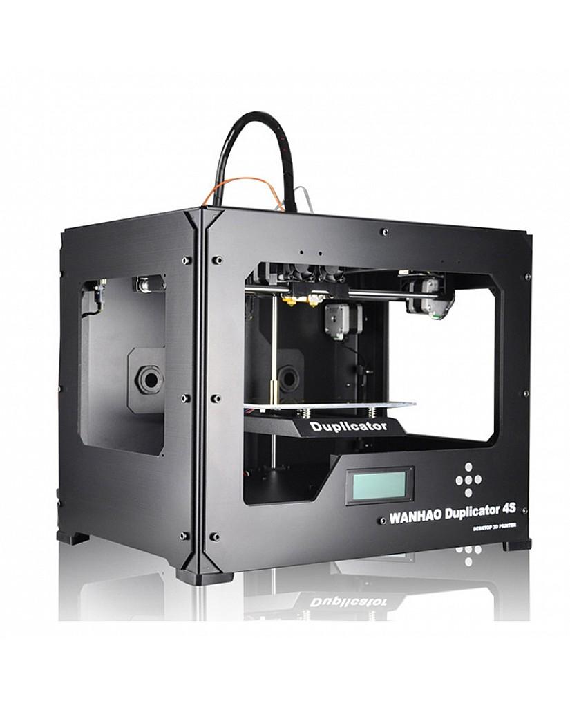 Wanhao Duplicator 4S (D4S) Dual Extruder FDM 3D Printer