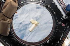 Femtosatellite launcher 3D printed in space