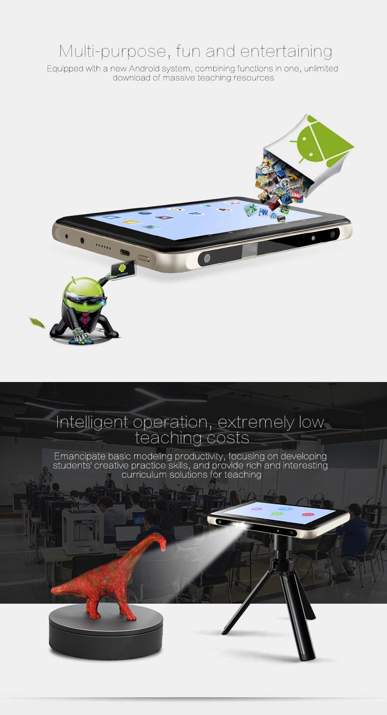 Buy Creality Portable Intelligent 3D Scanner | 3D Printers