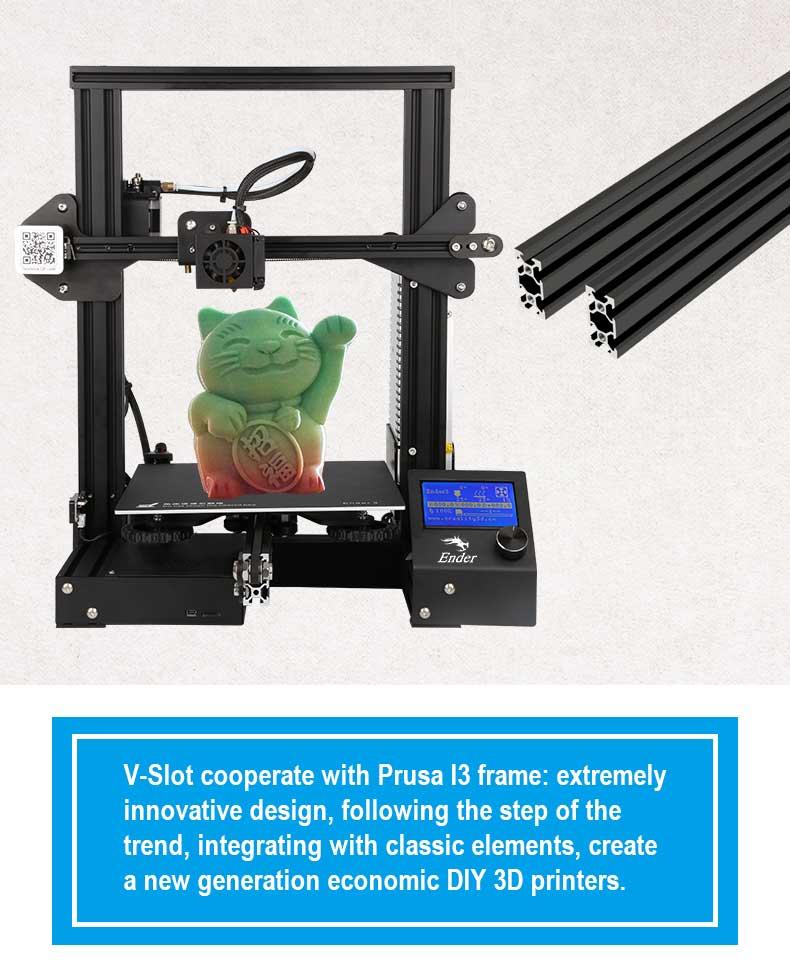 Buy Creality Ender 3 3D Printer Kit