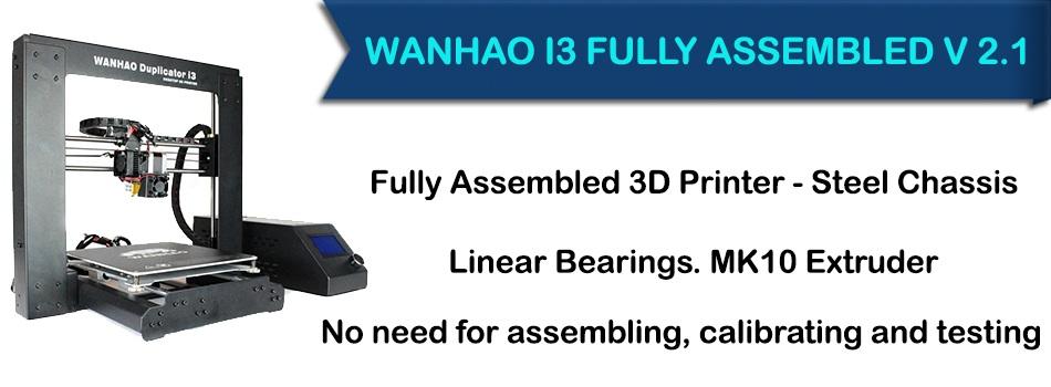 wanhao i3 v 2.1
