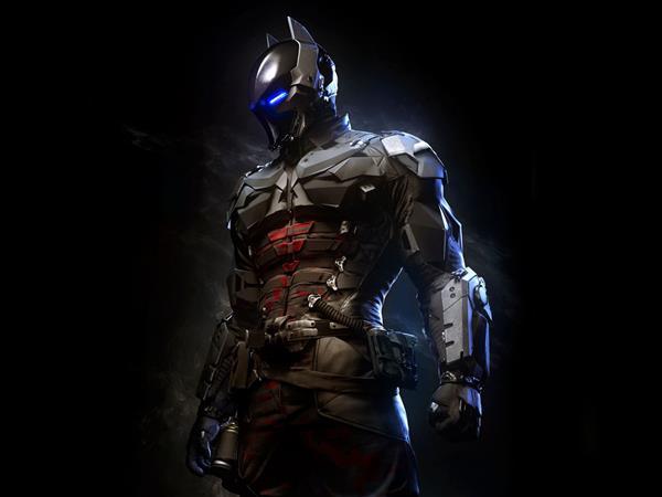 3d printed batman suit
