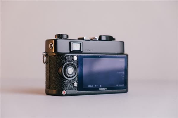 Konica Auto S3 Film camera
