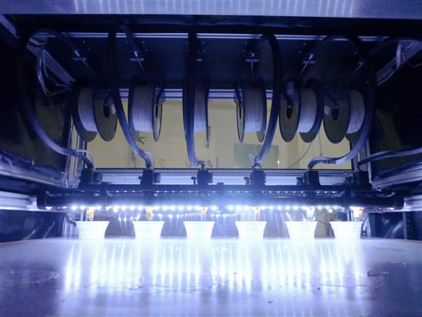 LSBP 3D printer