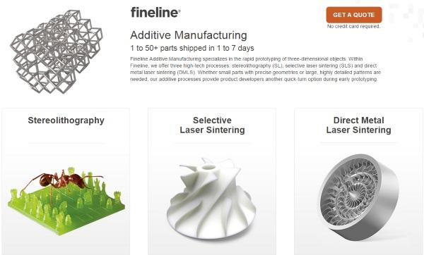ProtoLabs 3d printing company