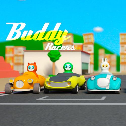 3d printable buddyracers