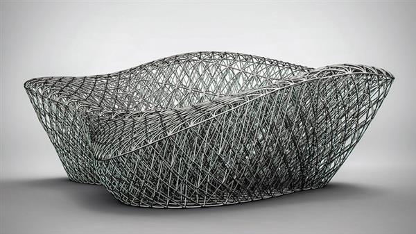 3d printed sofa