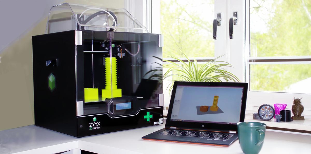 ZYYX 3d printer