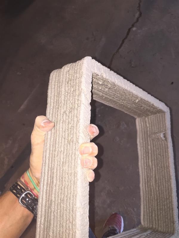 3D concrete printer