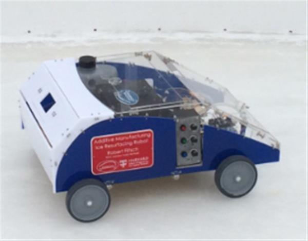 3d printers on wheel