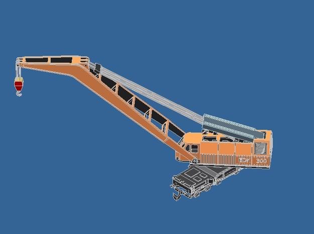 3d printed crane