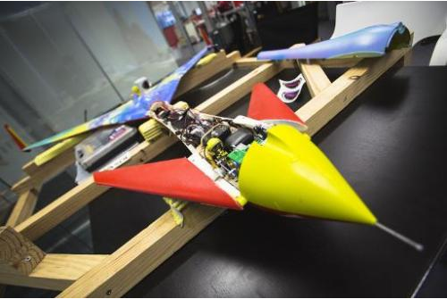 3d printed rocket