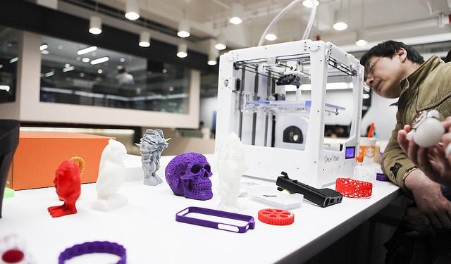 3d printing emerge
