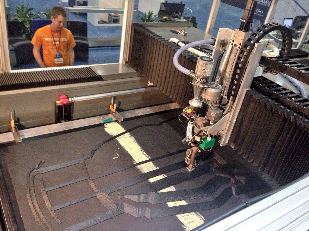 3d printing local motors