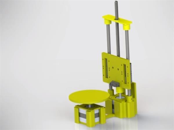 3D Printed 3D Scanner
