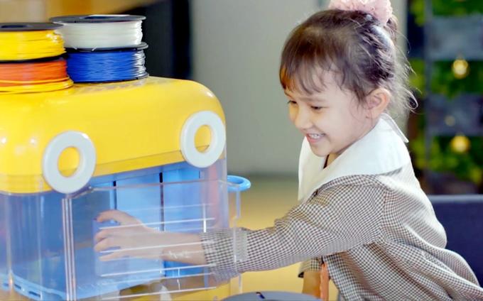 Minitoy 3D Printer