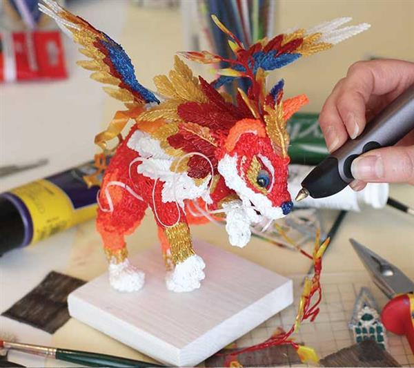 The 3D Doodler Create