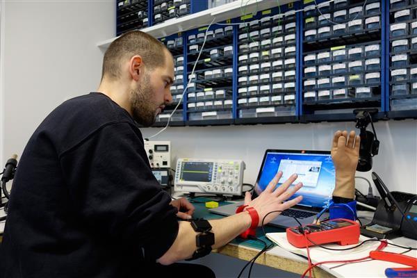 3D Printed Smart Wristband