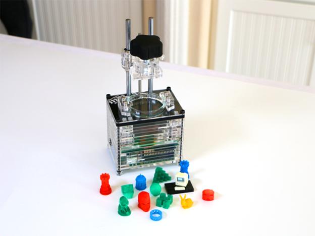 ibox nano dlp 3d printer