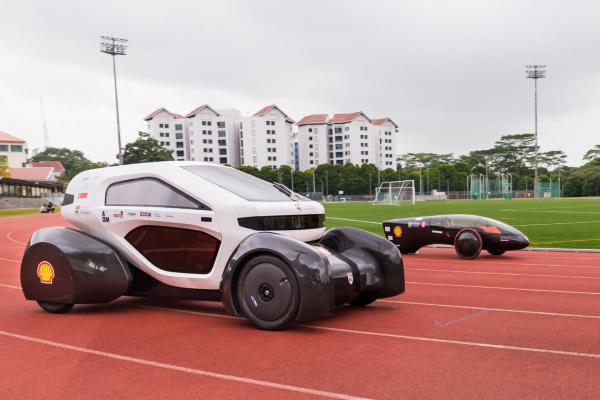 3d printed electric car