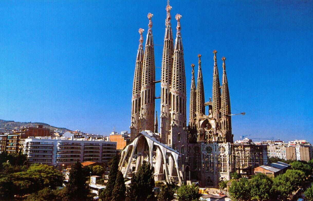 sagrada família Spain