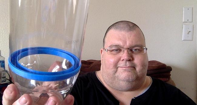 3d printed water purifier